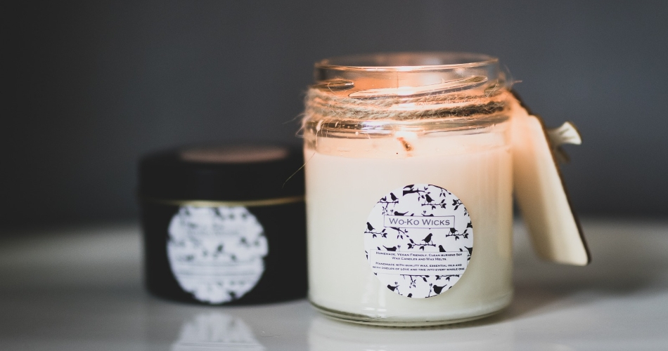 Image 2: WoKo Wicks Candles