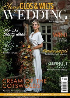 Issue 23 of Your Glos & Wilts Wedding magazine