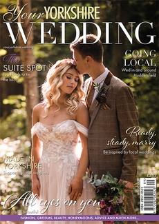 Cover of Your Yorkshire Wedding, September/October 2021 issue