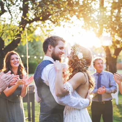 Toastmaster Ian Pugh unveils his top tips for a stress-free wedding