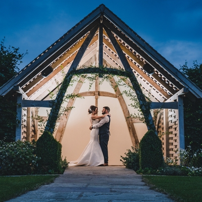 Clem Stevens is a Cheltenham-based wedding photographer who gives his tips for booking a wedding during the winter months