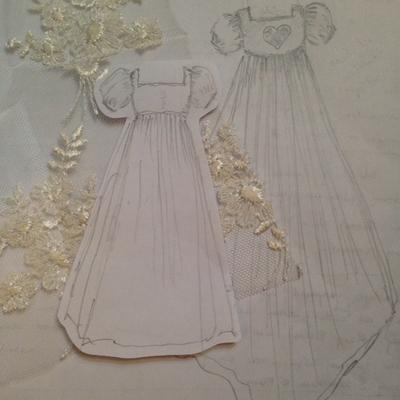 Rosalind the Dressmaker located in Cheltenham, Gloucestershire, talks bridal trends