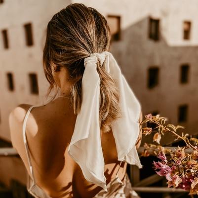 Wiltshire-based bridal fashion business launch hair silks