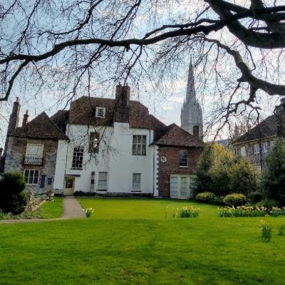 The Wardrobe Walled Garden Weddings, Salisbury, Wiltshire