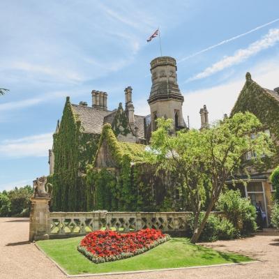 Manor by the Lake, Cheltenham, Gloucestershire