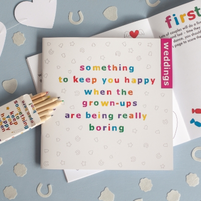 Entertaining little ones with The Chiswick Gift Co