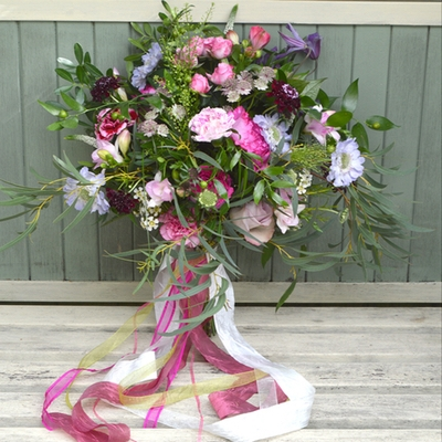 Five minutes with Judy Ward from Blooming Chic florist in Chippenham