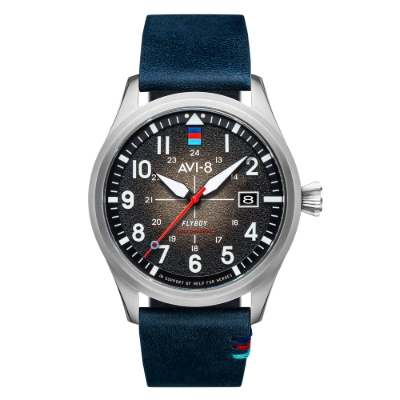 New watch launch to support Help for Heroes