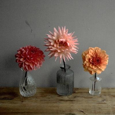 Florist Laura Awdry from Pinkney Farm Flowers in Trowbridge talks trends