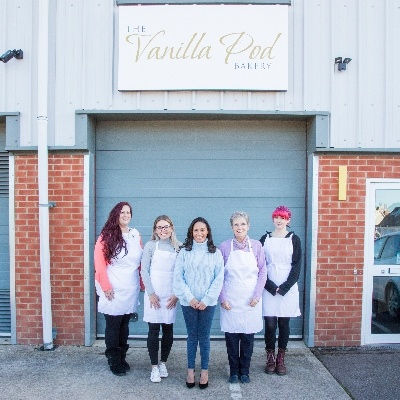 Vanilla Pod Bakery unveil new studio and intimate cake collection