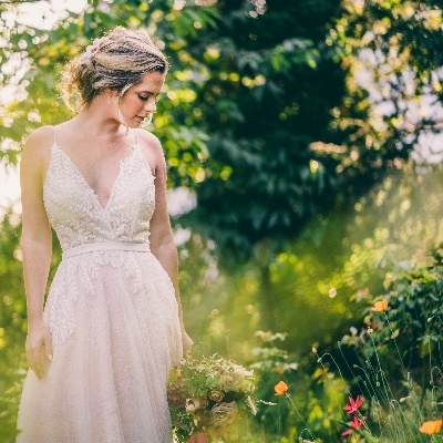 Posy & Pearl bridal boutique in Gloucestershire suggest ideas for outdoor ceremonies