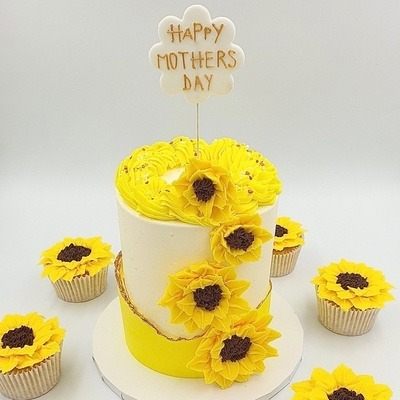 Vanilla Pod Bakery in Gloucestershire launches Mother's Day cake collection