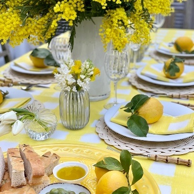 New wedding tablescapes from Setting Pretty