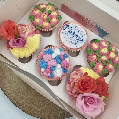 Project Cakery unveil mouth-watering new bakes