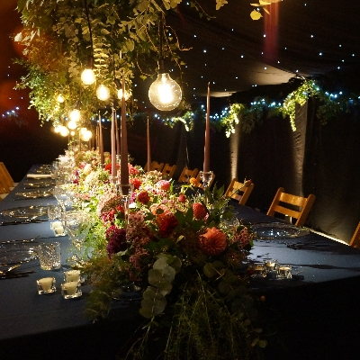Spaceintense marquee hire in Gloucestershire unveils new developments