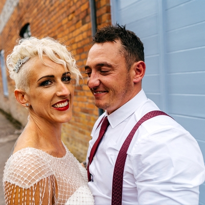Cotswolds-based make-up artist Caley Soul unveils looks for summer weddings