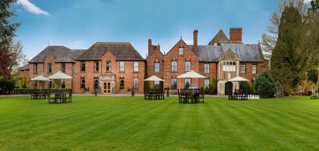 Hatherley Manor, Gloucester, Gloucestershire