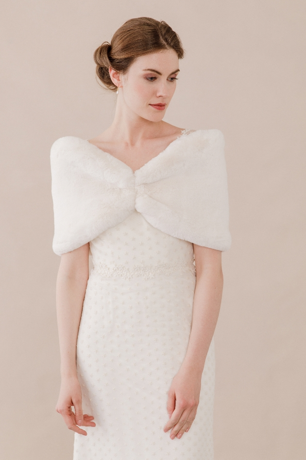 Laura Samuels from Britten unveils accessories perfect for winter weddings