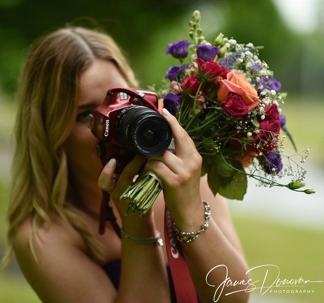 Swindon-based wedding photographer James Donovan unveils tips and tricks