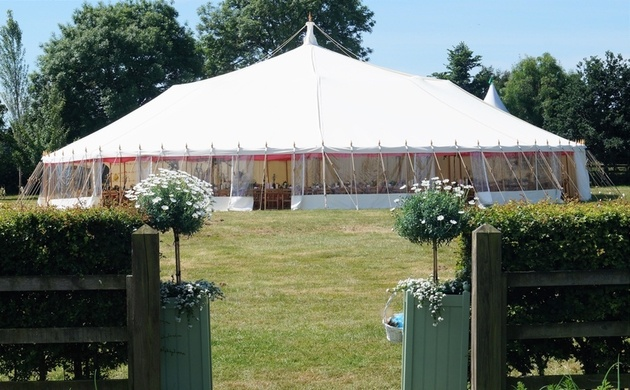 Plan a marquee wedding this summer with Spaceintense