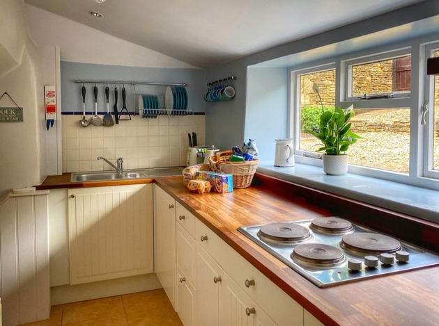 The Manor House in Wiltshire pitches in for self-catering staycations