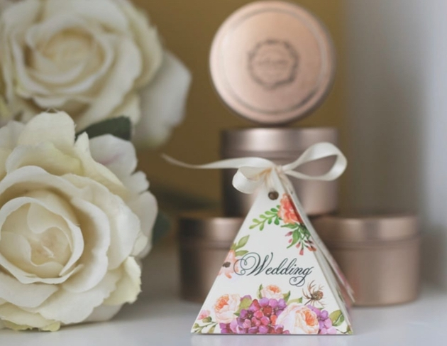 Wo-Ko Wicks Candles launches new wedding favours