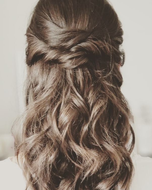 Get luscious locks with tips from Cotswold Wedding Hair & Makeup