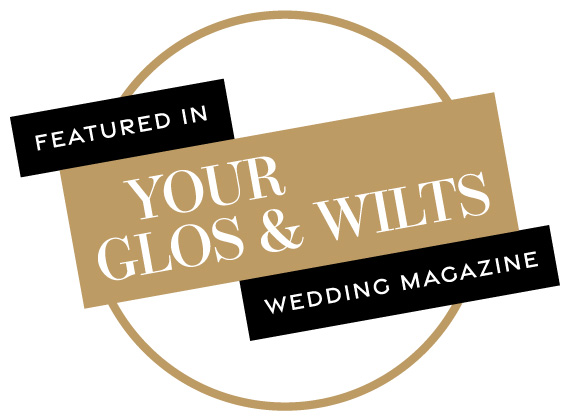 Featured in Your Glos & Wilts Wedding magazine