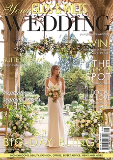 Issue 22 of Your Glos & Wilts Wedding magazine